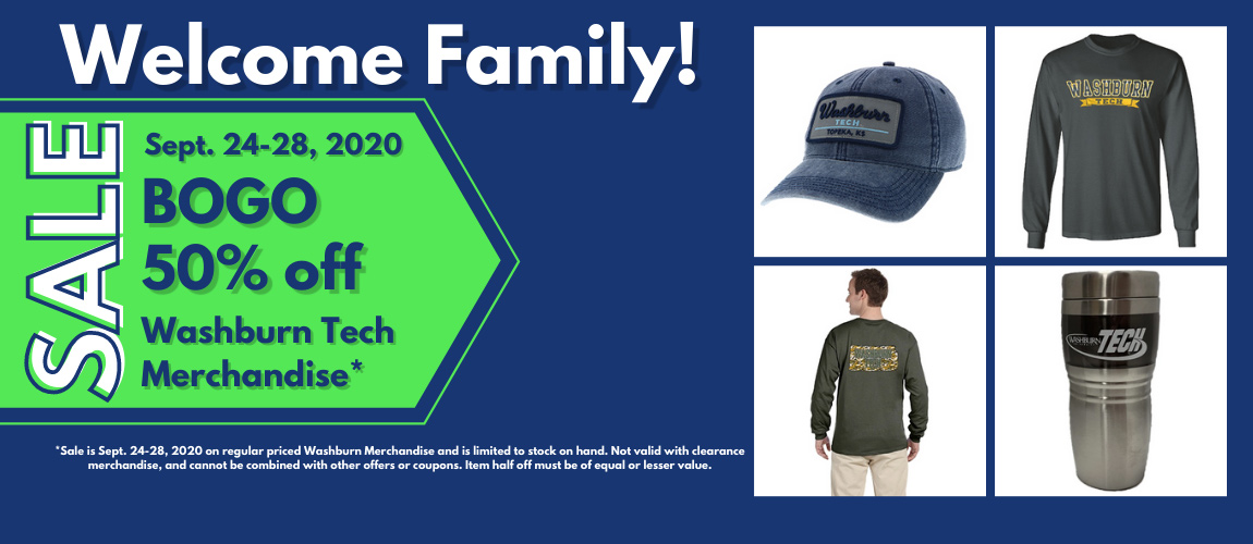 Family Weekend Sale