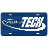 License Plate - Washburn Tech Image